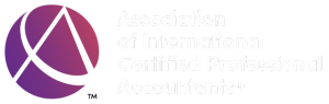 Member of Association of international certified professional accountants