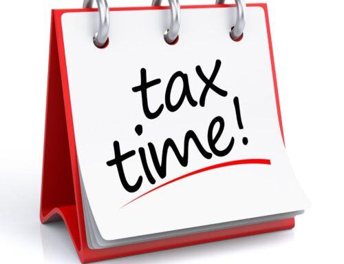 Tax Filing Opens February 12th 2021